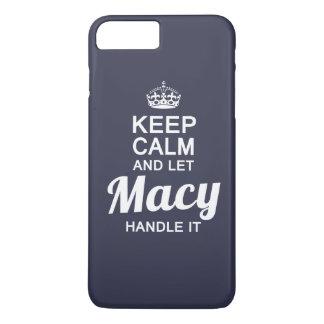 Let Macy handle it iPhone 7 Plus Case