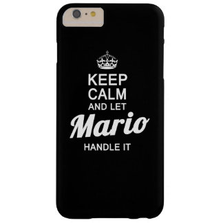 Let Mario handle it! Barely There iPhone 6 Plus Case