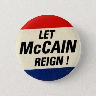 Let McCain Reign Button