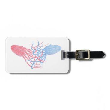 Beach Themed Let Me Hold You Bag Tag