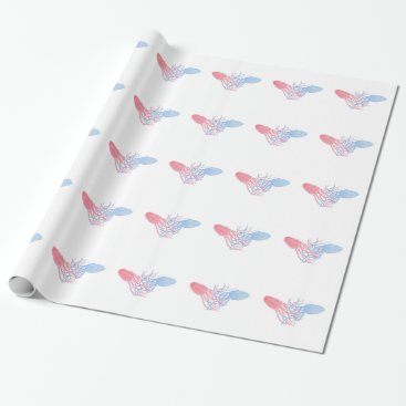 Beach Themed Let Me Hold You Wrapping Paper