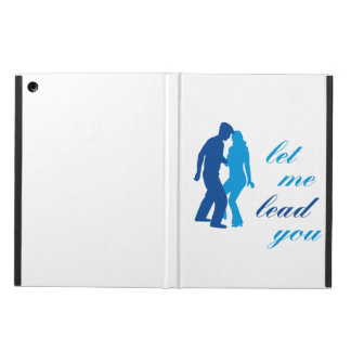 Let Me Lead You Cover For iPad Air