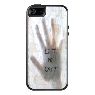 Let Me Out Freaky Fun Customize OtterBox iPhone 5/5s/SE Case