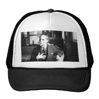 Let me tell you about it trucker hat