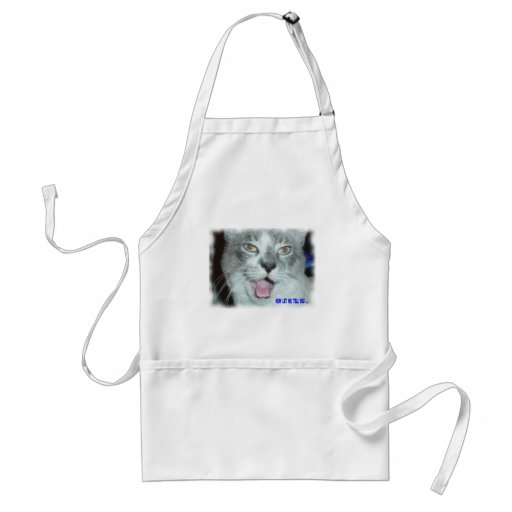 LET ME TELL YOU ADULT APRON