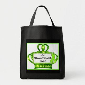 Let Mental Health Rule! Bags