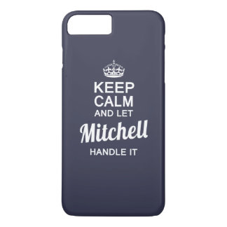 Let MITCHELL handle it! iPhone 7 Plus Case