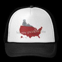 Let My People Go! Exodus 9:1 Hat