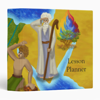 Let My People Go Lesson Planner 3-Ring Binder