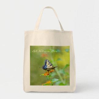 Let Nature Live! Tote Bag