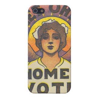 Let Ohio Women Vote iPhone Case Cases For iPhone 5