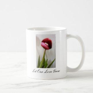 Let Our Love Grow Coffee Mug