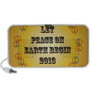 Let Peace on Earth Begin 2013 Speakers