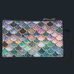 "Let&#180;s be mermaids- Mermaid Glitter Mermaid-scales Wristlet<br><div class=""desc"">Wonderful colorful mermaidscales. This pattern I created with more than 130 different glitter layers. 
