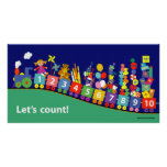 Let's Count! Poster