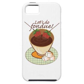 Let s do fondue iPhone 5 cases