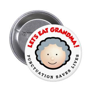 Let's Eat Grandma Pins