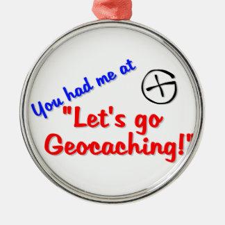 Let s Geocache Christmas Ornaments