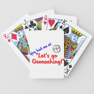 Let s Geocache Playing Cards