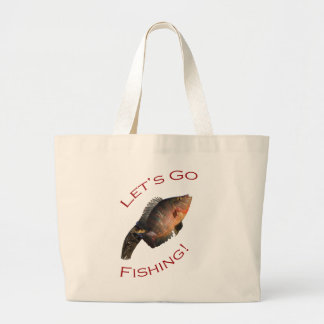 Let s Go Fishing Bags