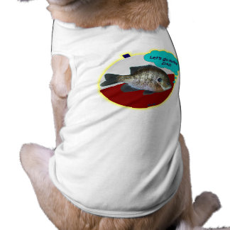 Let s Go Fishing Dad Dog Tee