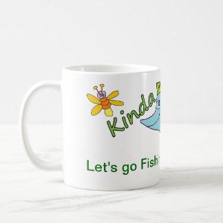 Let s go Fishing Coffee Mug