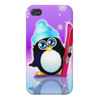 Let s Go Skiing iPhone 4 Speck Case iPhone 4/4S Cases