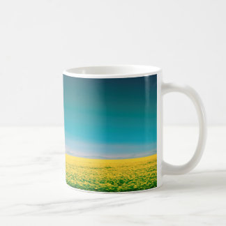 Let's go wait out in the fields coffee mug