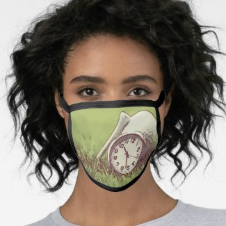 Let' s Par tee All-Over Print Face Mask