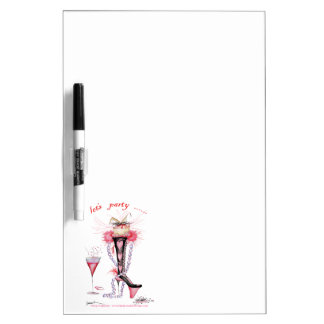 let s party tony fernandes Dry-Erase boards