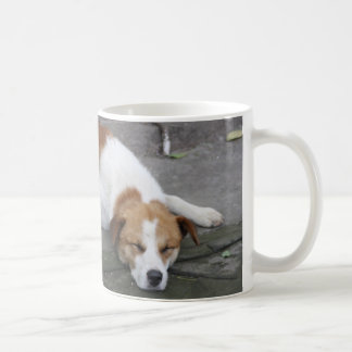 Let Sleeping Dogs Lie Coffee Mug