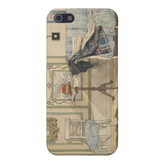Let Sleeping Dogs Lie Swedish Watercolor Cover For iPhone SE/5/5s