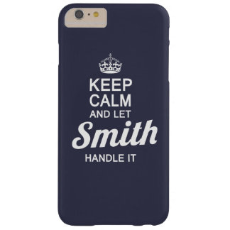 Let SMITH handle it! Barely There iPhone 6 Plus Case