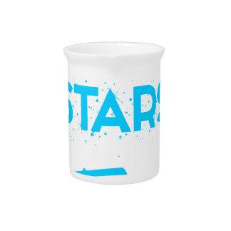 Let stars light up the sky pitcher