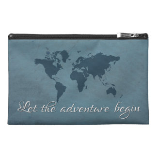 Let the adventure begin travel accessory bag