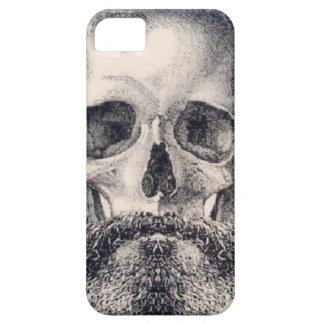 let the beard live forever iPhone SE/5/5s case