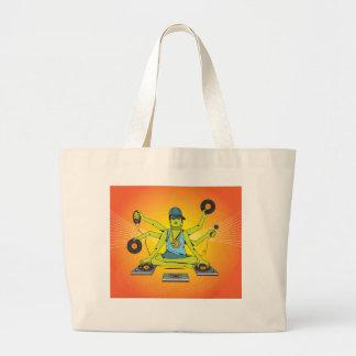 Let The Beat Drop Tote Bag