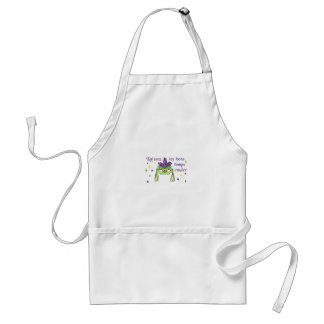 LET THE GOOD TIMES ROLL APRON