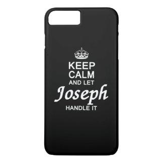 Let the Joseph handle it! iPhone 8 Plus/7 Plus Case