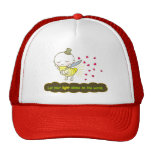 Let the light Shine on the world Hat