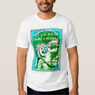 Let The Mind Games Begin Mental Athlete Shirt