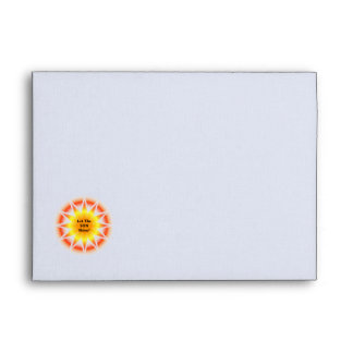Let The Son Shine Envelopes