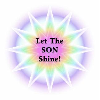 Let The Son Shine Photo Sculptures