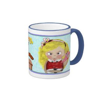 Let The Stress Begin Coffee Mug
