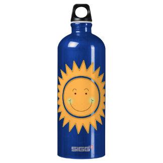 Let the Sun Shine In Water Bottle