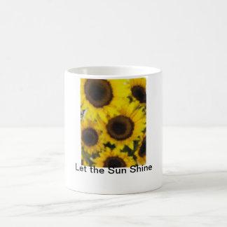 Let the Sun Shine Mugs