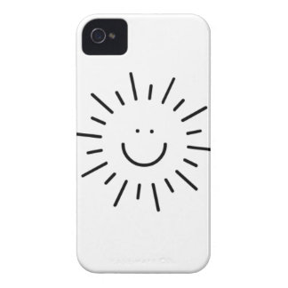 Let The Sunshine In! iPhone 4 Case-Mate Case