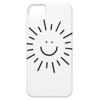 Let The Sunshine In! iPhone SE/5/5s Case