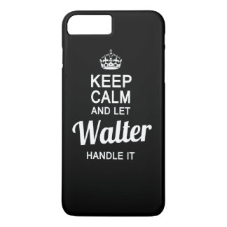 Let the Walter handle it! iPhone 7 Plus Case