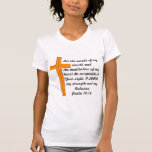 Let the words of my mouth shirts